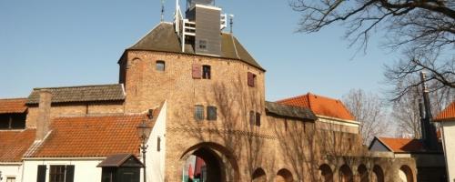 Stadswandeling Vispoort Harderwijk